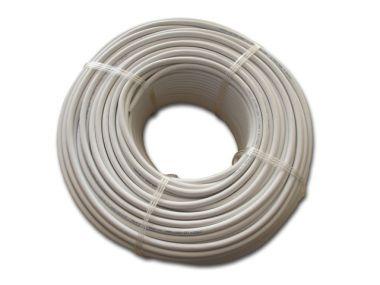 RGBW-Kabel 100m Rolle 4x0,35mm² & 1x1,00mm² | weiß halogenfrei
